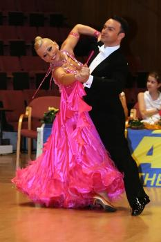 ... Pánské tréninkové kalhoty na standardní a latinskoamerické tance 57d6c468db